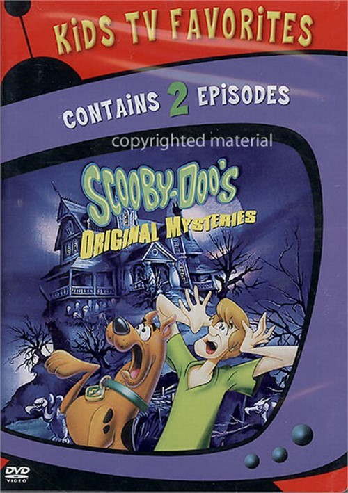Kids TV Favorites: Scooby-Doos Original Mysteries Movie