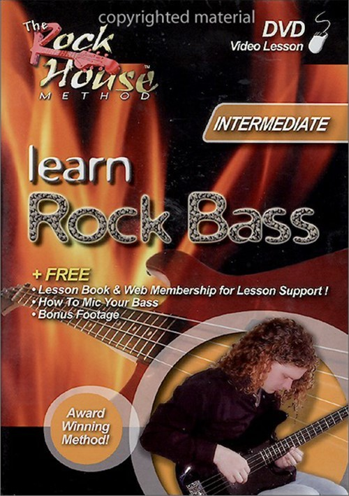 Learn Rock Bass: Intermediate Movie