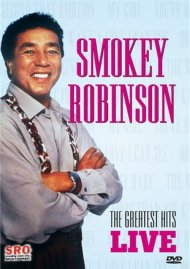 Smokey Robinson: The Greatest Hits Live Movie