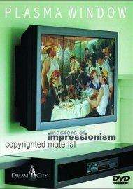 Plasma Window: Masters Of Impressionism Movie