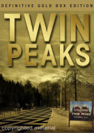 Twin Peaks: Definitive Gold Box Edition Movie