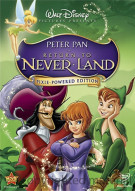 Peter Pan In Return To Never Land: Pixie-Powered Edition Movie