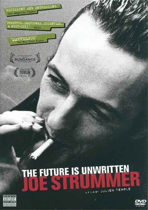 Joe Strummer: The Future Is Unwritten (DVD 2007) | DVD Empire