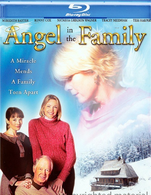Angel In The Family Blu-ray