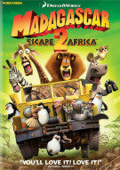 Madagascar: Escape 2 Africa (Widescreen) / Nickelodeons Penguins Of Madagascar (2 Pack) Movie