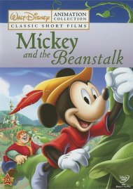 Walt Disney Animation Collection: Mickey And The Beanstalk Movie