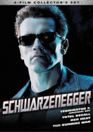 Schwarzenegger: 4 Film Collection Movie