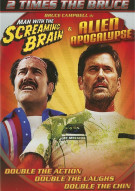 Man With The Screaming Brain, The / Alien Apocalypse (Double Feature) Movie