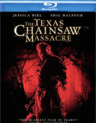 Texas Chainsaw Massacre, The Blu-ray