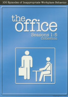 Office, The: Seasons 1 - 5 (American Series) Movie