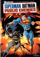Superman Batman: Public Enemies Movie