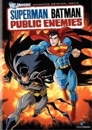 Superman Batman: Public Enemies Movie