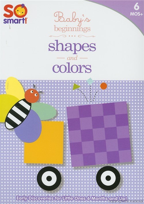 Babys Beginnings: Shapes And Colors Movie
