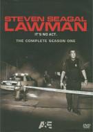 Steven Seagal: Lawman - The Complete Season One Movie