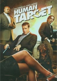 Human Target: The Complete First Season Movie
