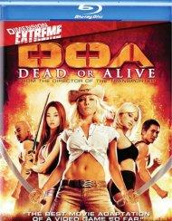 DOA: Dead Or Alive Blu-ray