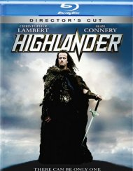 Highlander: Directors Cut  Blu-ray