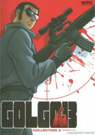 Golgo 13: Collection 2 Movie