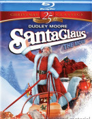Santa Claus: The Movie - 25th Anniversary Edition Blu-ray