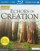 Echoes Of Creation (Blu-ray + DVD Combo) Blu-ray