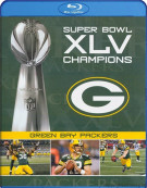 Super Bowl XLV Champions: Green Bay Packers Blu-ray