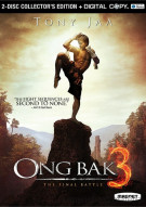Ong Bak 3: The Final Battle - 2 Disc Collectors Edition Movie