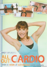 Mindy Mylrea: All Out Cardio Movie