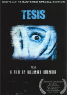 Tesis (Thesis) Remastered Edition Movie