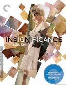 Insignificance: The Criterion Collection Blu-ray
