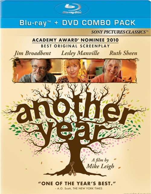 Another Year (Blu-ray + DVD Combo) Blu-ray