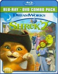 Shrek 2 (Blu-ray + DVD Combo) Blu-ray