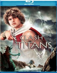 Clash Of The Titans (Blu-ray + DVD Combo) Blu-ray