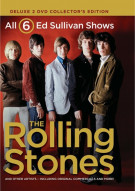 Rolling Stones, The: All Six Ed Sullivan Shows (Digibook) Movie