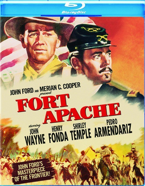Fort Apache Blu-ray