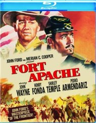 Fort Apache Blu-ray