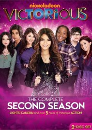 Victorious: The Complete Second Season Movie