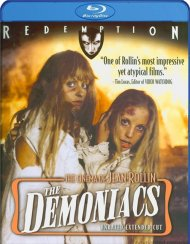 Demoniacs, The: Unrated Extended Cut Blu-ray