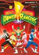 Mighty Morphin Power Rangers: Season 1 - Volume 1 Movie