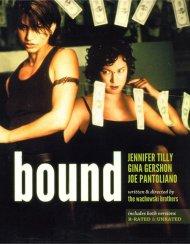 Bound Blu-ray