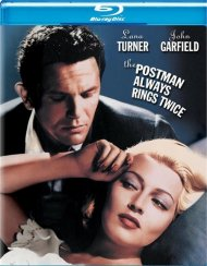 Postman Always Rings Twice, The  Blu-ray
