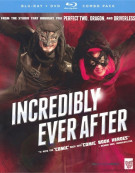Incredibly Ever After (Blu-ray + DVD Combo) Blu-ray
