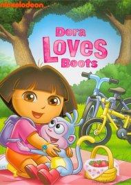 Dora The Explorer: Dora Loves Boots Movie