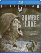 Zombie Lake: Remastered Edition Blu-ray