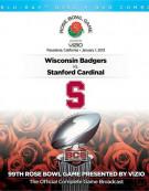 2013 Rose Bowl Presented By Vizio (Blu-ray + DVD Combo) Blu-ray