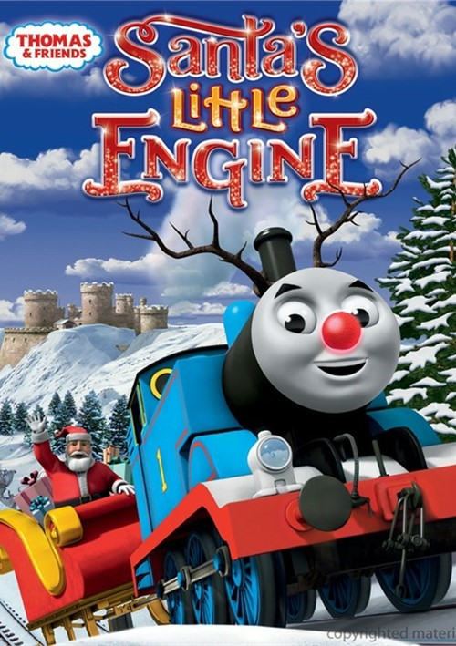 Thomas & Friends: Santas Little Engine Movie