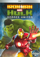 Iron Man & Hulk: Heroes United Movie