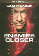 Enemies Closer (DVD + UltraViolet) Movie