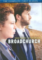 Broadchurch: The Complete First Season Movie