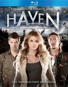 Haven: The Complete Fouth Season Blu-ray