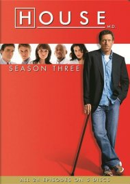 House: Season Three (Repackage) Movie